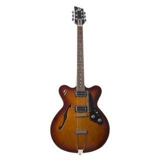Duesenberg Fullerton Hollow Series VS Vintage Sunburst Εικόνα προιόντος