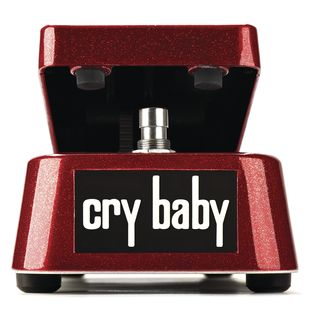 Dunlop Cry Baby GCB95 Wah RS LTD Red Sparkle Limited Edition Product Image