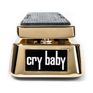 Dunlop Crybaby Original Gold 50th Anniversary Product Image