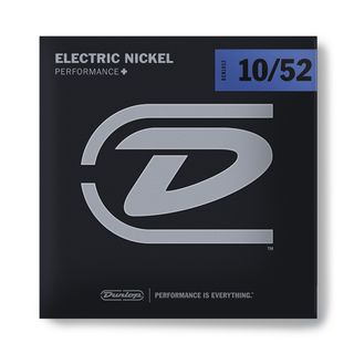 Dunlop E-Guitar Strings DEN 10-52 Nickel Wound Product Image