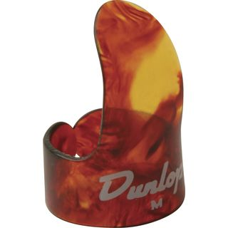 Dunlop Finger pick medium - shell  Product Image