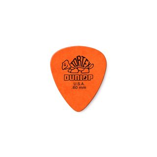 Dunlop Tortex Guitar Picks 0,60 Pack of 12 Product Image