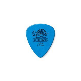 Dunlop Tortex Guitar Picks 1,00 Pack of 12 Product Image