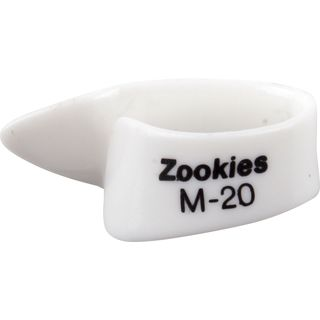 Dunlop Zookies M20 Thumb Pick 20° Angled Tip, Medium Product Image