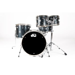 DW Collector's Finish Ply Shell Set Gun Metal Sparkle Produktbild
