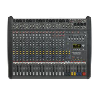 Dynacord PowerMate 1600-3 table de mixage amplifiée, 2x 1000 W / 4 ohms Image du produit