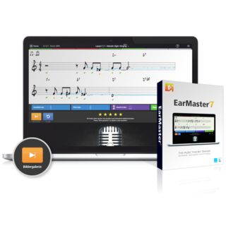 Earmaster Earmaster 7 Ear Training Software Product Image