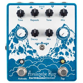 Earthquaker Devices Avalanche Run V2 Product Image