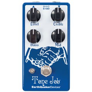 Earthquaker Devices Tone Job V2 EQ & Booster Product Image
