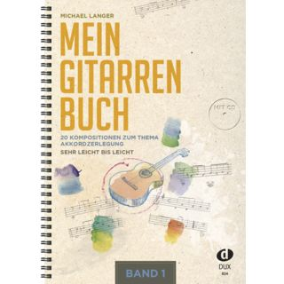 Edition Dux Mein Gitarrenbuch 1 Product Image