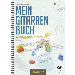 Edition Dux Mein Gitarrenbuch 2 Product Image