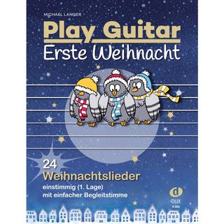 Edition Dux Play Guitar Erste Weihnacht Product Image