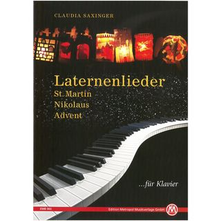 Edition Metropol Laternenlieder Klavier Product Image