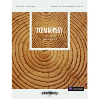Edition Peters more than the score... Tchaikovsky: June from The Seasons Product Image