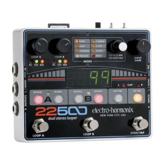 Electro Harmonix 22500 Dual Stereo Looper Product Image