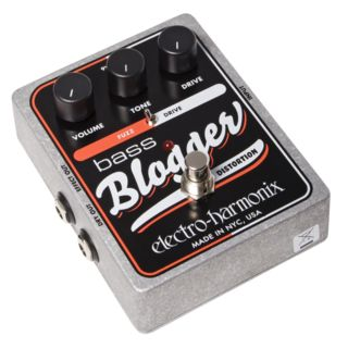 Electro Harmonix Bass Blogger Bass Guitar Effec ts Pedal   Product Image