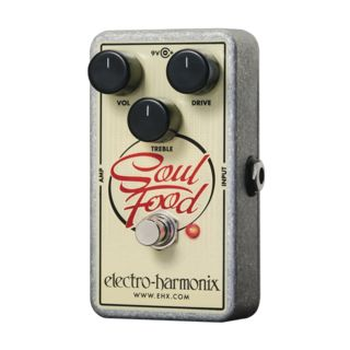 Electro Harmonix Soul Food Distortion/Fuzz/Overdrive Product Image