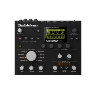 Elektron Analog Heat MKII Product Image