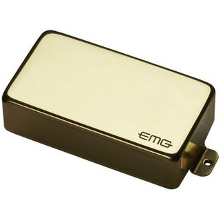 EMG 81-G Gold aktiv Humbucker gold Product Image