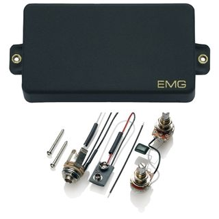 EMG 81 Humbucker Pickup, Black    Product Image