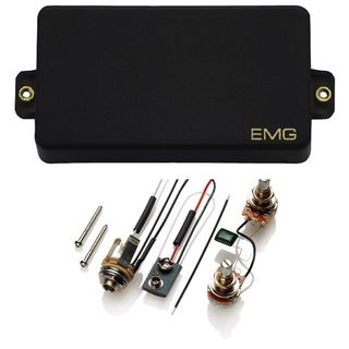 EMG 85 Humbucker Pickup, Black    Product Image