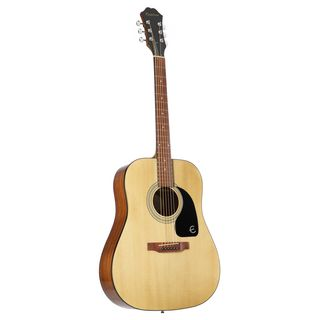 Epiphone DR-100 Acoustic Guitar, Natura l   Product Image