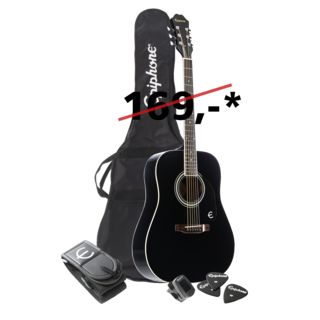 Epiphone FT-100 Player Pack EB Product Image