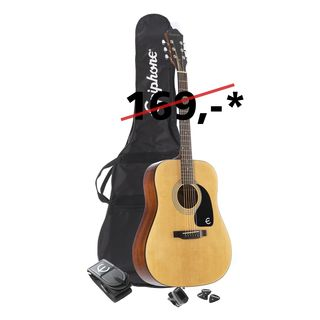 Epiphone FT-100 Player Pack NT Product Image
