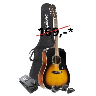 Epiphone FT-100 Player Pack VS Image du produit