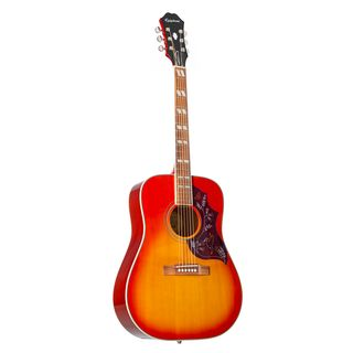 Epiphone Hummingbird Pro FC Faded CSB Shadow ePerformer Image du produit