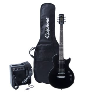 Epiphone Les Paul Player Pack EB Ebony Image du produit