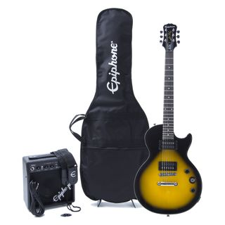 Epiphone Les Paul Player Pack VS Vintage Sunburst Image du produit