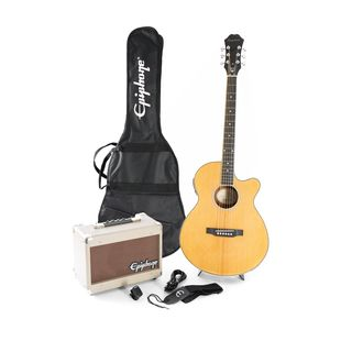 Epiphone PR-4E Player Pack Product Image