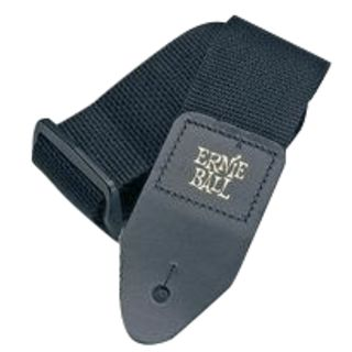 Ernie Ball Black Polypro Strap    Product Image