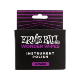 Ernie Ball Wonder Wipe Instrument Polish    Product Image