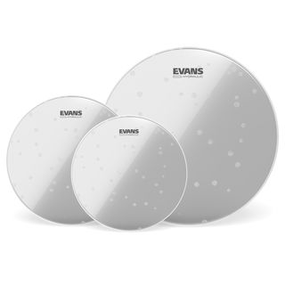 Evans Drumhead Set Hydraulic Glass, Rock, ETP-HYDGL-R Product Image