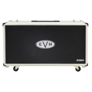 EVH 5150 III 2x12 Cabinet Ivory  Product Image