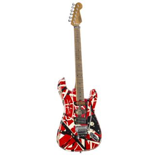 EVH Striped Series Frankie Product Image