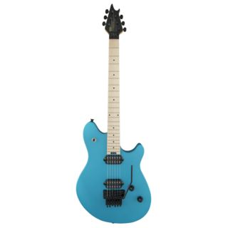 EVH Wolfgang WG Standard Matte Blue Frost Product Image