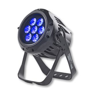 Expolite TourLED 21 CM MK-II, Black 7x3in1W LED, DMX, 16°, IP33 Product Image