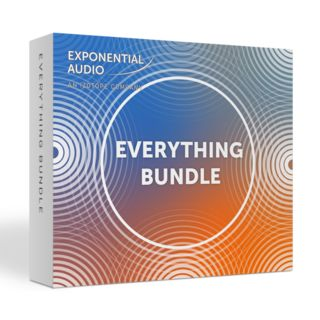 Exponential Audio Everything Bundle Reverb Plug-In Collection Product Image