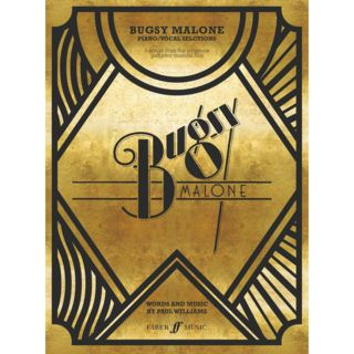 Faber Music Bugsy Malone Song Selection Product Image