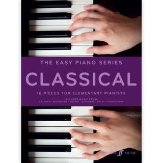 Faber Music Easy Piano Series: Classical Product Image