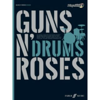 Faber Music Guns N' Roses Authentic Drums Playalong Product Image