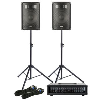 Fame Audio Advanced Pack Pro 12 - Set Product Image