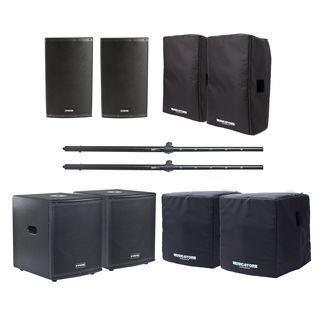 Fame Audio Challenger Stage Pack 5 - Set Product Image