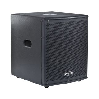 "Fame Audio Challenger SUB 12A active 12"" Subwoofer, 450W Product Image"