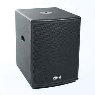 "Fame audio Challenger SUB 15A active 15"" Subwoofer, 600W Product Image"