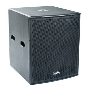 "Fame Audio Challenger SUB 18A 18"" Active-Subwoofer, 600W Product Image"