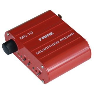 Fame audio Mic 10 Mic / Line Amp / DI Product Image